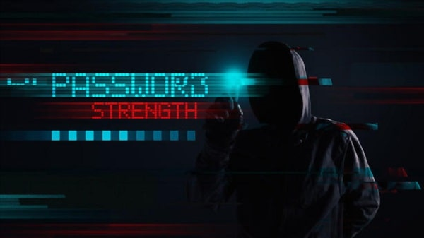 make a very strong password