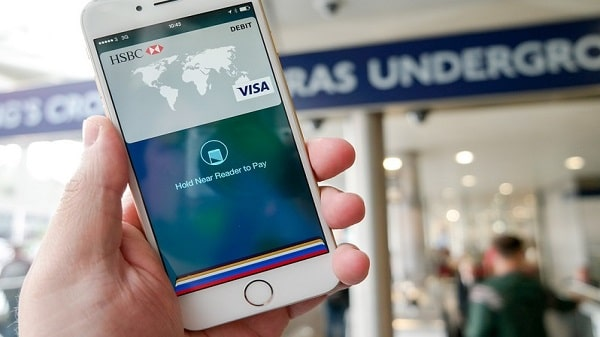 use ewallet apps for safety